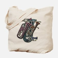 Unique Baritone horn Tote Bag