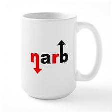 narb logo Mug
