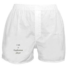 Cute Wind instrument Boxer Shorts