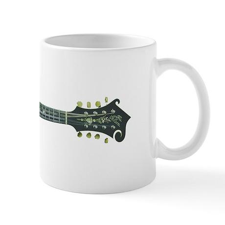 The Gibson F-4 Mandolin Mug