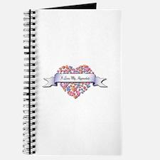 Love My Hypnotist Journal