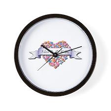 Love My HVAC Guy Wall Clock