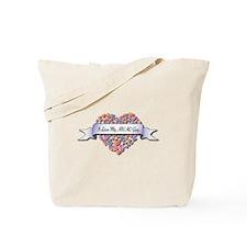 Love My HVAC Guy Tote Bag
