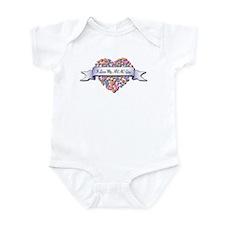 Love My HVAC Guy Infant Bodysuit