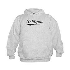Vintage Ashlynn (Black) Hoodie