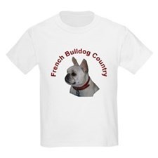 French Bulldog Country T-Shirt