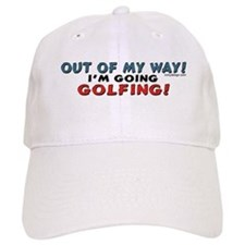 Golf Lovers Baseball Cap