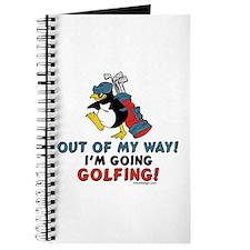 Golfing Penguin Journal