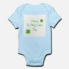 Happy St. Patty Cakes's Day Infant Bodysuit