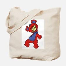 Deadly Sins Wrath Teddy Bear :D Tote Bag