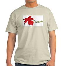 Canada Ash Grey T-Shirt