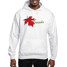 Canada Hoodie Sweatshirt