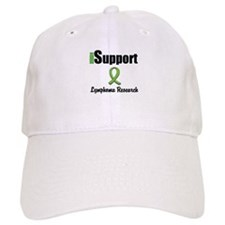 iSupport Lymphoma Research Baseball Cap