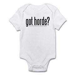 got horde Infant Creeper