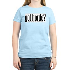 got horde Women's Light T-Shirt