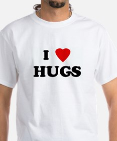 I Love HUGS Shirt