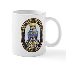 USS AUBREY FITCH Mug