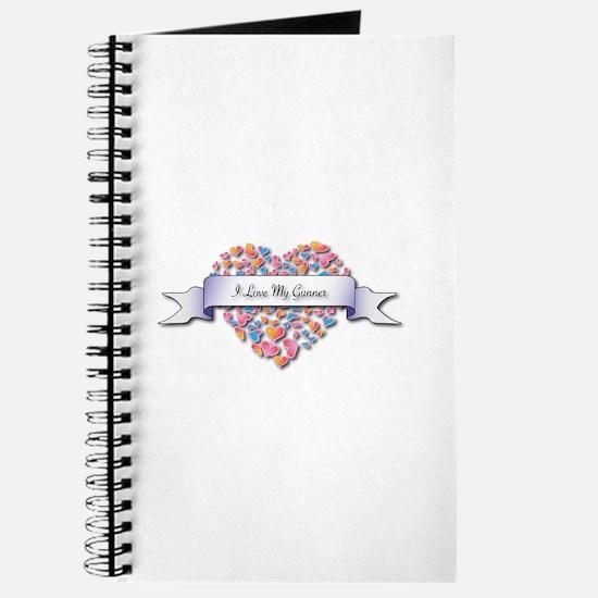 Love My Gunner Journal