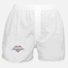 Love My Gunner Boxer Shorts