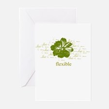 flexible Greeting Cards (Pk of 10)