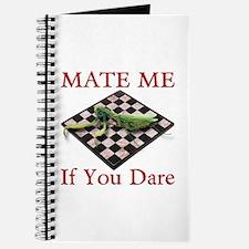 Mate Me Chess Journal