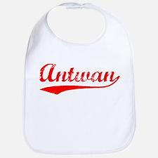 Vintage Antwan (Red) Bib