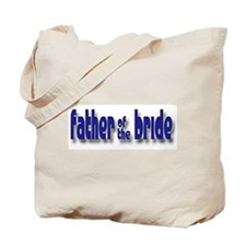 Father of the Bride Casual #1 Tote Bag