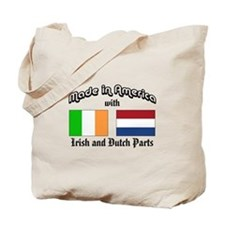 Irish-Dutch Tote Bag