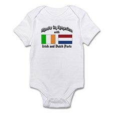 Irish-Dutch Onesie