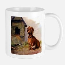 Doxie House Mug