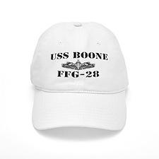 USS BOONE Baseball Cap