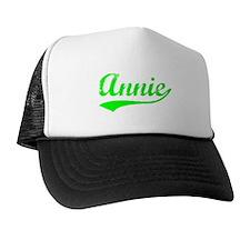 Vintage Annie (Green) Trucker Hat