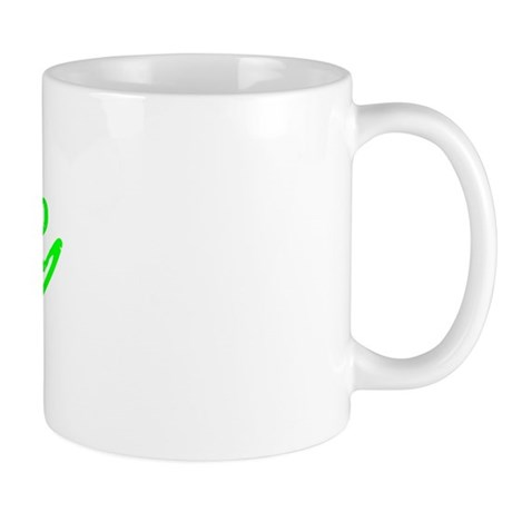 Vintage Annie (Green) Mug
