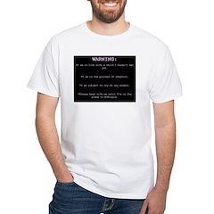 WARNING...Ethiopia Shirt