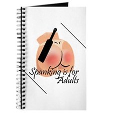 Spanking is for Adults Journal
