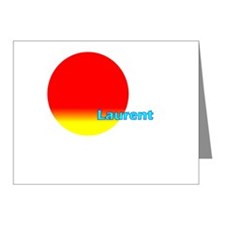 Laurent Note Cards (Pk of 20)