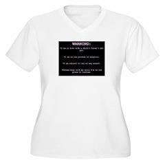 WARNING...Vietnam T-Shirt
