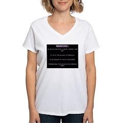 WARNING...General Adoption Shirt