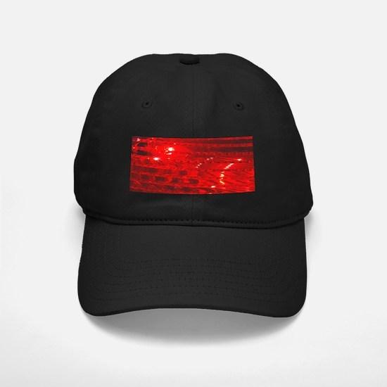 Red Tail Light Baseball Hat
