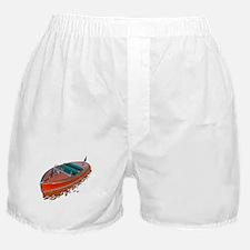 The Barrel Back Boxer Shorts