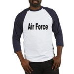 Air Force (Front) Baseball Jersey