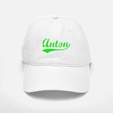 Vintage Anton (Green) Baseball Baseball Cap