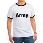 Army (Front) Ringer T