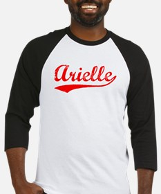 Vintage Arielle (Red) Baseball Jersey