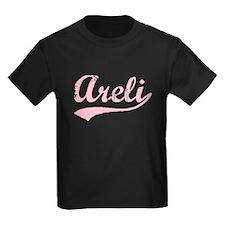 Vintage Areli (Pink) T