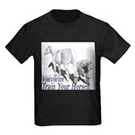 Be good to your Farrier Kids Dark T-Shirt
