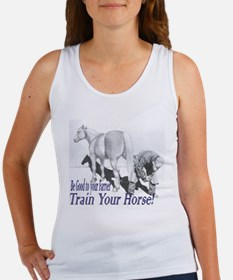 Be good to your Farrier Women's Tank Top