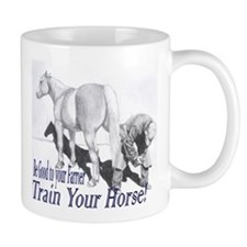 Be good to your Farrier Mug