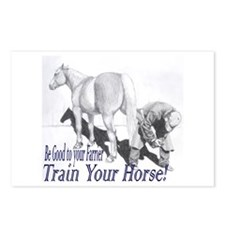 Be good to your Farrier Postcards (Package of 8)