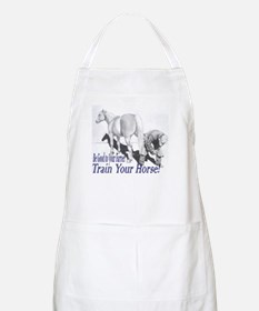 Be good to your Farrier BBQ Apron